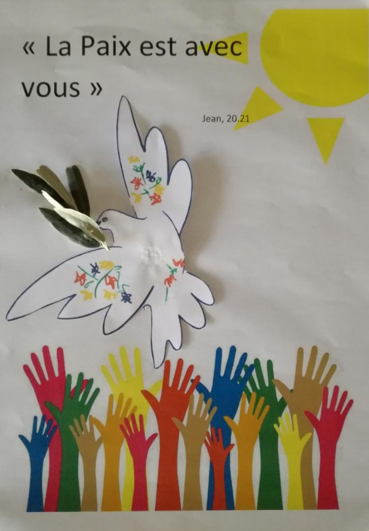 La paix est avec vous